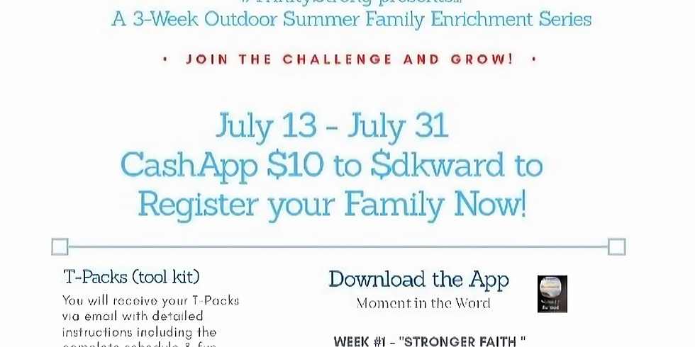 Summer Family Enrichment Series