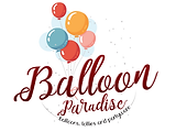 Balloon Paradise Logo - Party Balloon Melbourne
