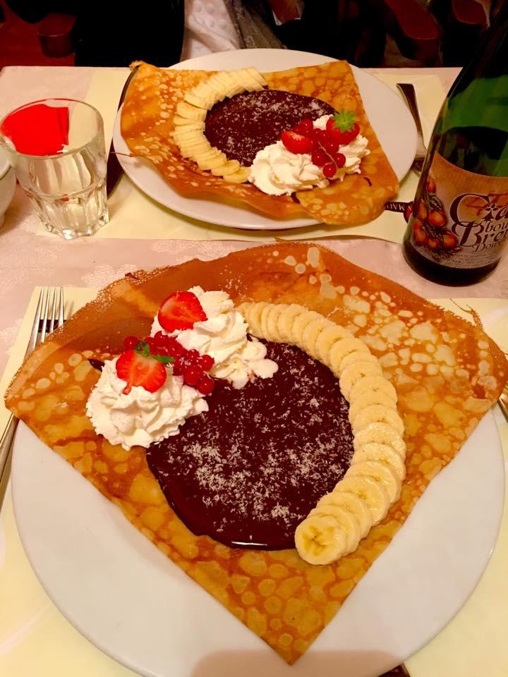 Crêpe Chocolat & Banane