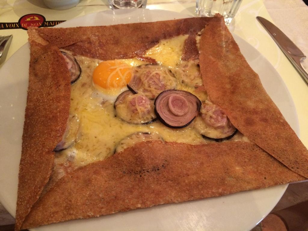 Crêpe Galletiere
