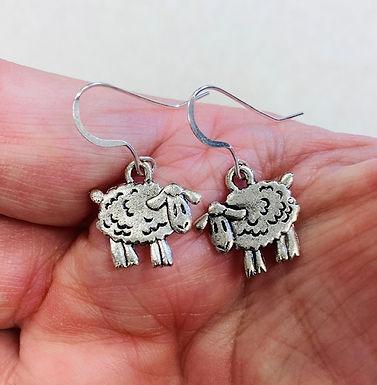 Little Sheep Earrings