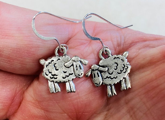 Little Sheep Earrings