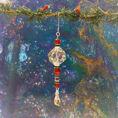 Swarovski Crystal Ornament, OR1