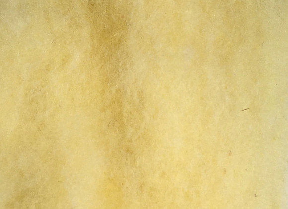 Wool Batting, Y-1 (light yellow)