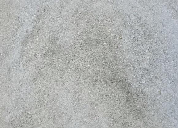 Wool Batting, N-16 (steel greyish)