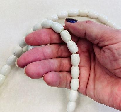 Beads, Nicomar, strand