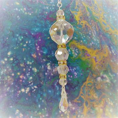 Swarovski Crystal Ornament, OR2
