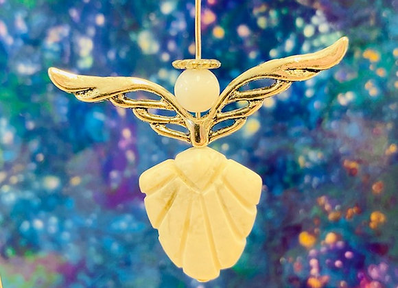 Angelic Silver Wings, 10 pack