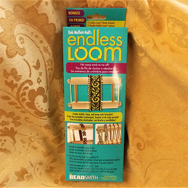The Endless Loom--Bead Weaving made easy!