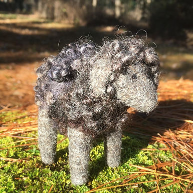 Black Sheep Needle Felting Kit,