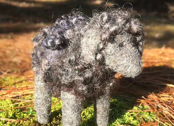 Black Sheep Needle Felting Kit,