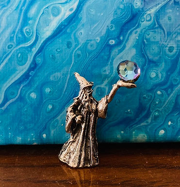 The Wizard and The Crystal