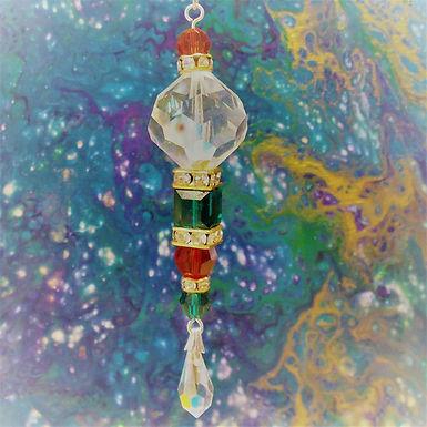 Swarovski Crystal Ornament, OR3