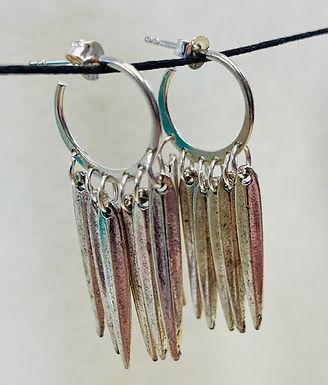 Dangle Earrings on Sterling