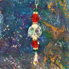 Faceted Crystals: Beads, Chatons, Jewelry & more