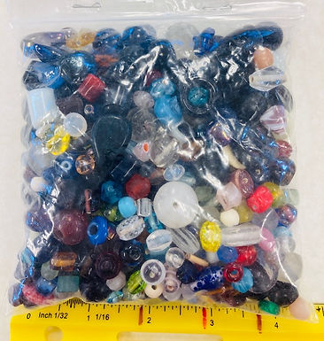 African glass Trade Beads