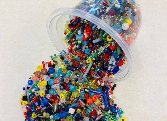 Tub O' Seed Beads