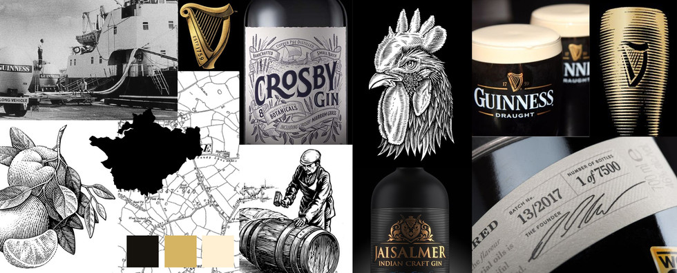 Diageo Runcorn Guinness Packaging Site Limited Edition Whisky Packaging Design to Celebrate 50 years Stylescape