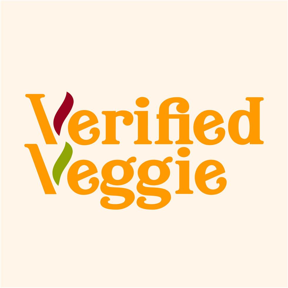 Verified Veggie Logo