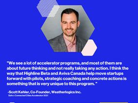 Startup Spotlight: Weatherlogics Inc.