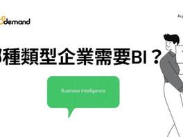 哪種類型企業需要BI?