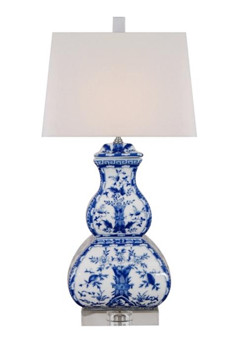 S. Gourd Lamp