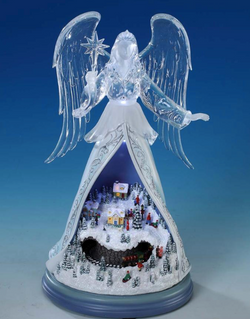 Iceberg Blue Angel Village