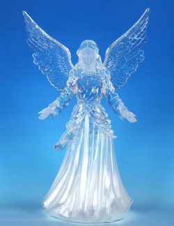 Large Winged Angel