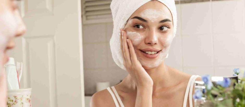 Last-minute glam skincare