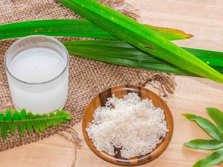 Rice Water benefit for your skin. Bonus if you read till the end