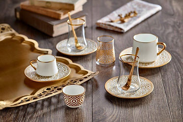 casa vanti tea and coffee set
