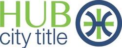 hub city title logo