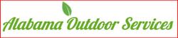 Alabama Outdoor Services Logo