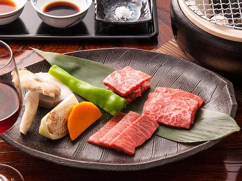 Kobe Beef A4/5 Ribeye Steak (from 150g)