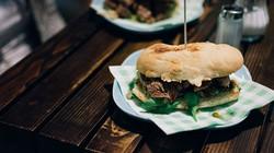 Wasabi Wagyu Sandwich