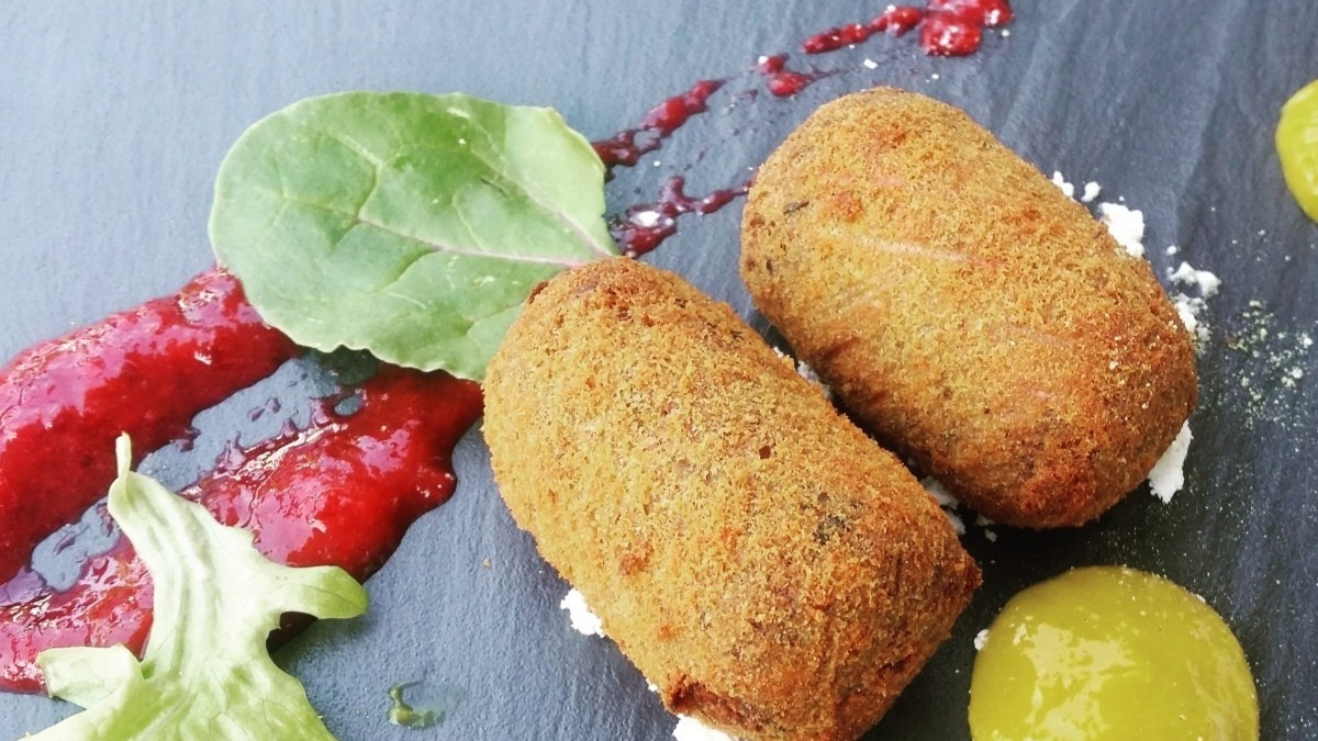 Wagyu Butter Croquette