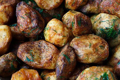 delicious-garnish-potatoes-fried-162763.