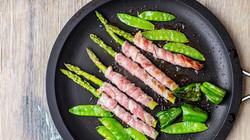 Asparagus Teriyaki Wagyu Rolls