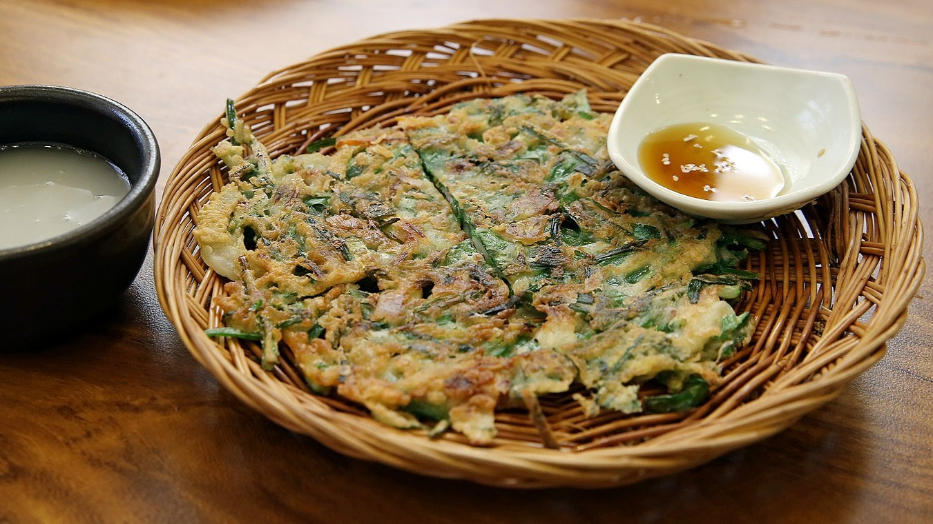 Wagyu Korean Pancake