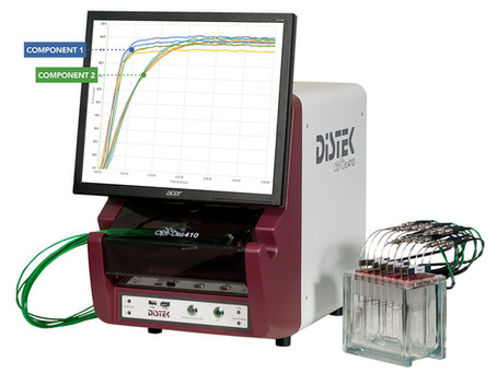 No more LC! Multi-Component Analysis for Dissolution using Distek Opt-Diss 410