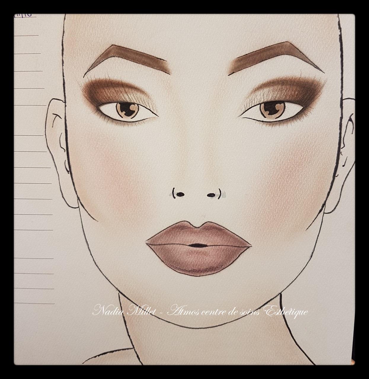 Croquis Make Up