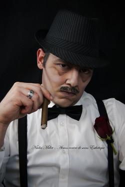 Mafioso Make up
