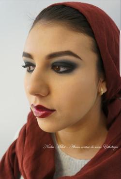 Make Up Smocke Eyes