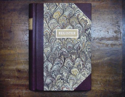 Baptismal Register