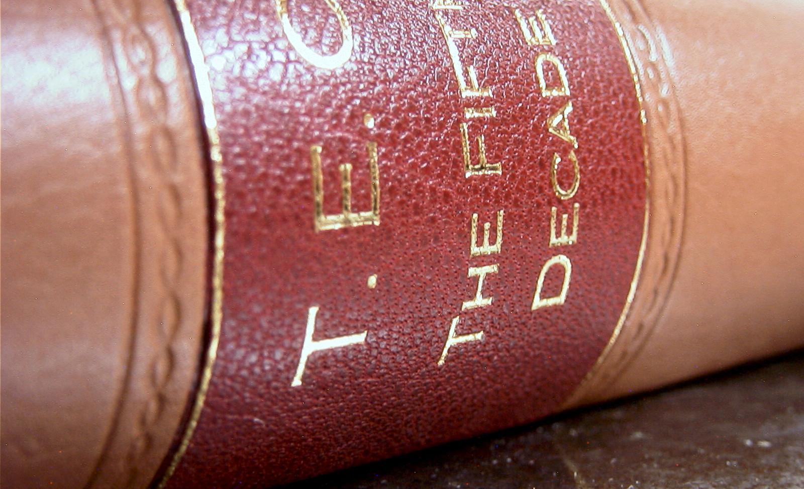 Manuscript Ledgers