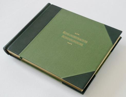 Visitors' Book