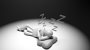 トレーニングと睡眠