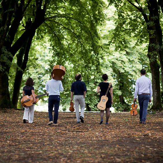 ENSEMBLE COMET MUSICKE / Prog. La Fontaine