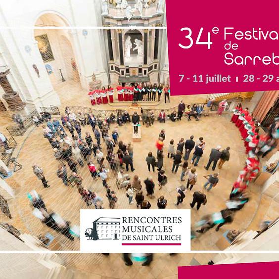 Festival de Sarrebourg 2021 - premier acte