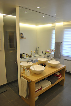 salle de bain Maître